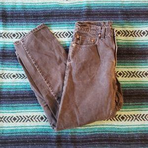Levis 550 Denim Jeans